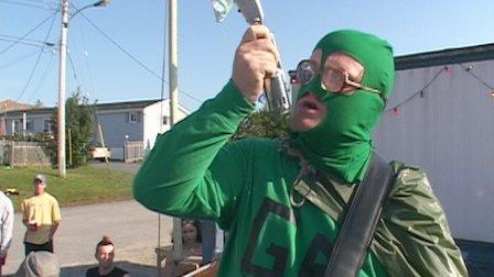 Watch The Green Bastard. Episode 4 of Season 4.