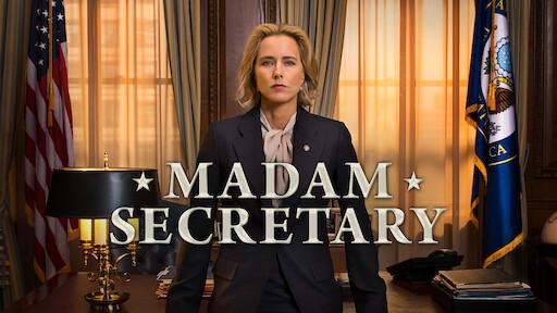 Madam Secretary