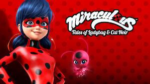 Miraculous: Tales of Ladybug & Cat Noir